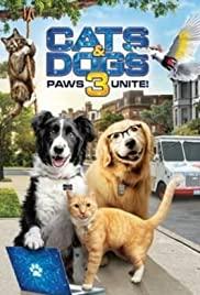 Cats & Dogs 3 Paws Unite (2020) สงครามพยัคฆ์ร้ายขนปุย 3 การรวมตัว หมาและแมว