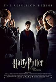 Harry Potter And The Order of The Phoenix (2007) แฮร์รี่ พอตเตอร์กับภาคีนกฟินิกซ์ ภาค 5