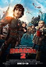 How to Train Your Dragon 2 (2014) อภินิหารไวกิ้งพิชิตมังกร 2