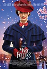 Mary Poppins Returns (2018) แมรี่ ป๊อบปิ้นส์ กลับมาแล้ว