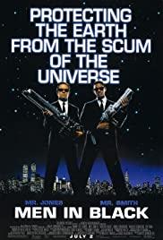 Men in Black 1 (1997) เอ็มไอบี หน่วยจารชนพิทักษ์จักรวาล 1