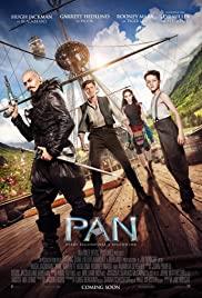 Pan (2015) ปีเตอร์ แพน