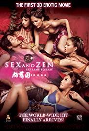 Sex and Zen 3D (2011) ตำรารักทะลุจอ