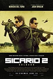 Sicario Day of the Soldado (2018) ทีมพิฆาตทะลุแดนเดือด 2