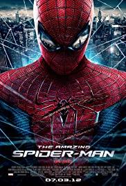 The Amazing Spider-Man (2012) ดิ อะเมซิ่ง สไปเดอร์แมน