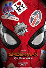 Spider-Man Far From Home (2019) สไปเดอร์แมน ฟาร์ ฟรอม โฮม