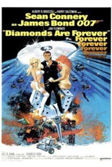 James Bond 007 Diamonds Are Forever (1971) เจมส์ บอนด์ 007 ภาค 7