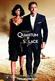 James Bond 007 Quantum of Solace (2008) เจมส์ บอนด์ 007 ภาค 22