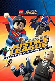 Lego DC Super Heroes Justice League Attack Of The Legion Of Doom (2015) เลโก้ แบทแมน จัสติซ ลีก ถล่มกองทัพลีเจียน ออฟ ดูม