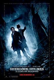 Sherlock Holmes A Game of Shadows (2011) เกมพญายมเงามรณะ