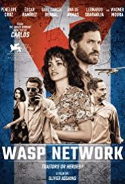 Wasp Network (2019) เครือข่ายอสรพิษ