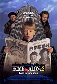 Home Alone 2 Lost in New York (1992) โดดเดี่ยวผู้น่ารัก ภาค 2 ตอน หลงในนิวยอร์ค