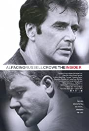 The Insider (1999) อินไซด์เดอร์ คดีโลกตะลึง