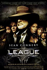 The League Of Extraordinary Gentlemen (2003) มหัศจรรย์ชนคนพิทักษ์โลก