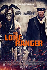 The Lone Ranger (2013) หน้ากากพิฆาตอธรรม