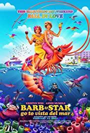 Barb and Star Go to Vista Del Mar (2021) บาร์บและสตาร์ไปวิสตา เดล มาร์