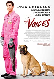 The Voices (2014) แผนจี๊ดๆ คิดได้ไง