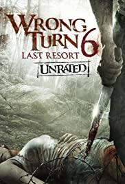 Wrong Turn 6 Last Resort (2014) หวีดเขมือบคน ภาค 6 รีสอร์ทอำมหิต