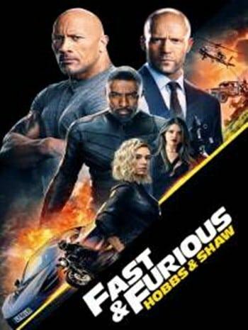 Fast And Furious Hobbs and Shaw (2019) เร็ว แรงทะลุนรกฮ็อบส์ แอนด์ ชอว์
