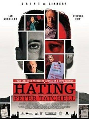 Hating Peter Tatchell (2021) ปีเตอร์ แทตเชลล์ เป้าความเกลียดชัง