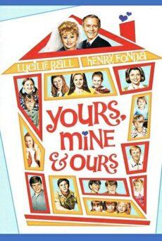 Yours Mine and Ours (1968) เหมืองของคุณและของเรา