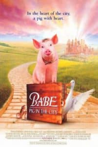 Babe 2 Pig in the City (1998) หมูน้อยหัวใจเทวดา