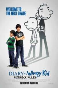 Diary of a Wimpy Kid Rodrick Rules (2011) ไดอารี่ของเด็กไม่เอาถ่าน 2