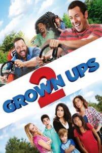 Grown Ups 2 (2013) ขาใหญ่ วัยกลับ 2
