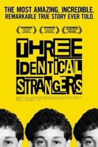 Three Identical Strangers (2018) แฝด 3